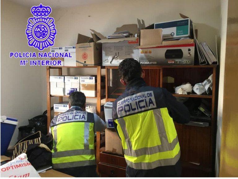 La Policía Nacional descubre en Asturias un fraude a la Seguridad Social superior a los tres millones de euros