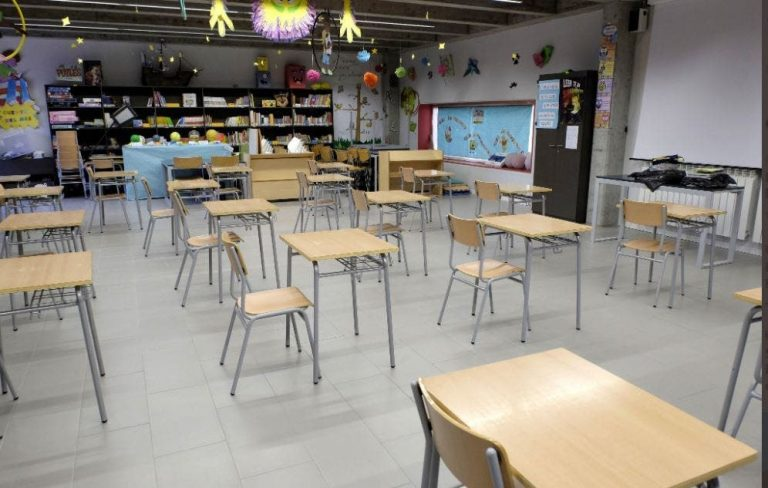 Educación cierra cuatro nuevas aulas por Covid en Palencia y Segovia