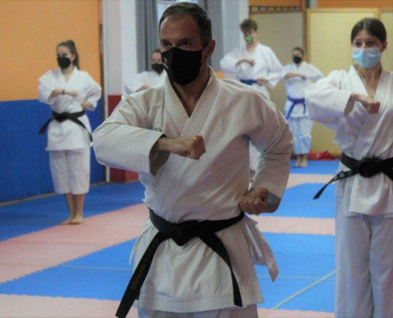 Óscar Botrán: «El karate es un deporte integral a nivel físico y espiritual»