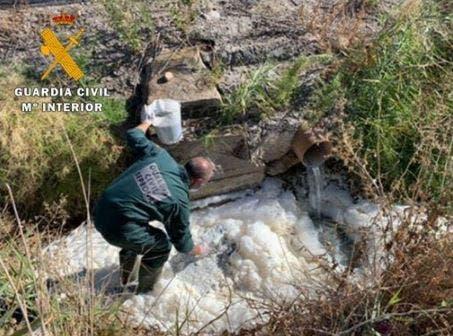 Dos investigados por un delito contra los Recursos Naturales y el Medio Ambiente en Valladolid