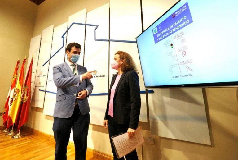 Diputación y Vallalexia suscriben un convenio para ayudar y prevenir la dixlexia en alumnos de la provincia