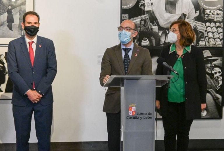El consejero y viceconsejero de Cultura ilesos en un accidente en la A-62 en Valladolid