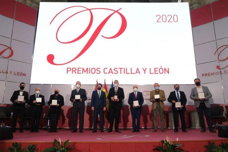 Frómista acoge la entrega de los Premios Castilla y León 2020 de manera semipresencial