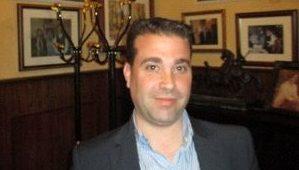 Alberto Sanz, candidato de Ciudadanos a la Alcaldía.
