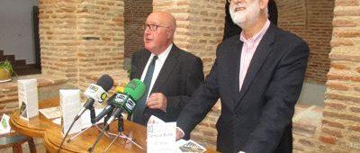 Alfonso Hernández y Luis Gil en la presentación del ciclo de órganos.