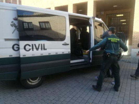 La Guardia Civil detiene a un conductor por conducci?n temeraria