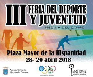 Feria del Deporte y Juventud Banner