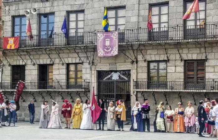 La mayoría de los internautas de La Voz opinan que es una decisión correcta haber organizado la Semana Renacentista