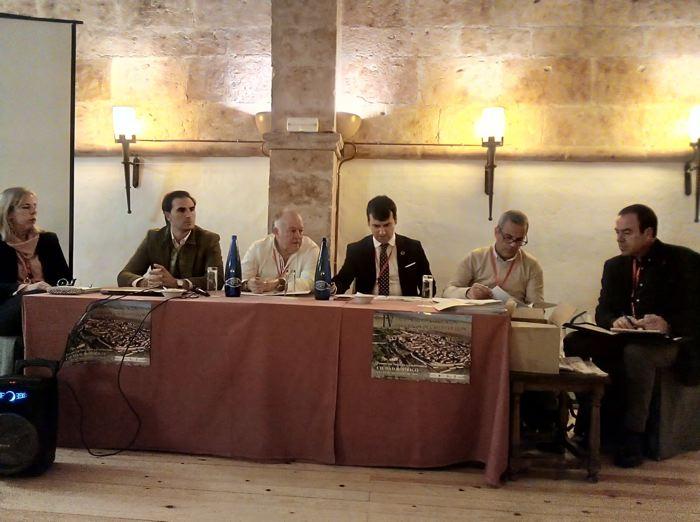Medina del Campo, presente en el 'IV Encuentro de Conjuntos Hist?ricos de Castilla y León' en Ciudad Rodrigo