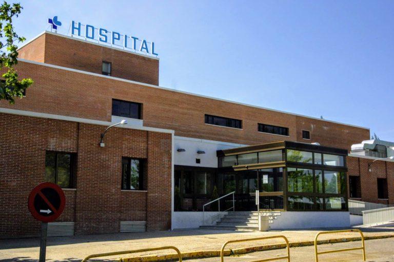 El Hospital de Medina del Campo aumenta la lista de espera con la pandemia
