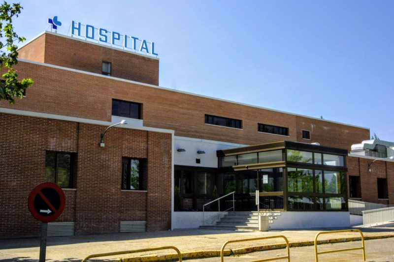 Hospital Medina del Campo