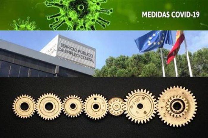 El Servicio público de Empleo Estatal (SEPE) ha reconocido más del 98% de las prestaciones por ERTE desde el inicio de la crisis sanitaria