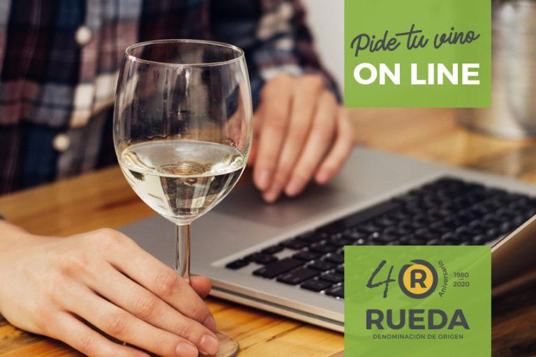 La D.O. Rueda estrena canal de venta online para apoyar a sus bodegas