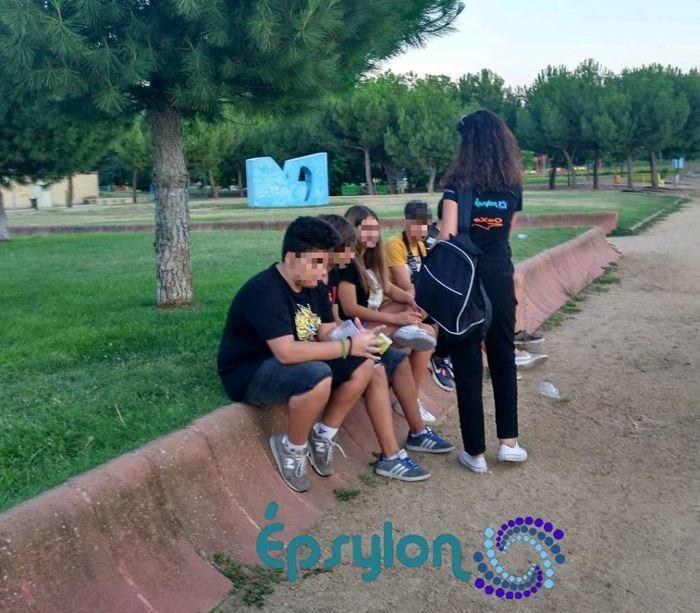 El Ayuntamiento de Medina pone en marcha el ?Programa Epsylon? contra el consumo de drogas