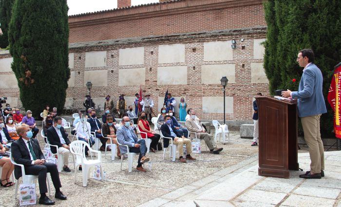 Medina del Campo rememora su «quema» y el v?nculo creado entre los municipios