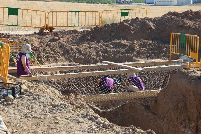 Avanza la exhumación en 'El Pozo' con el hallazgo de más de 30 cuerpos de represaliados