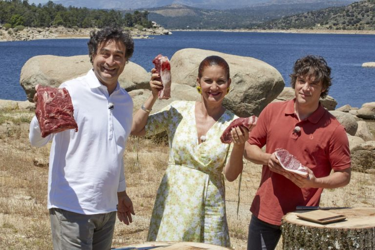 Tierra de Sabor, protagonista en las cocinas de MasterChef Celebrity en su paso por el Valle de Iruelas, en ?vila