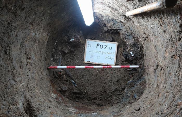 La ARMH confirma la existencia de restos humanos en 'El Pozo' a 31 metros de profundidad