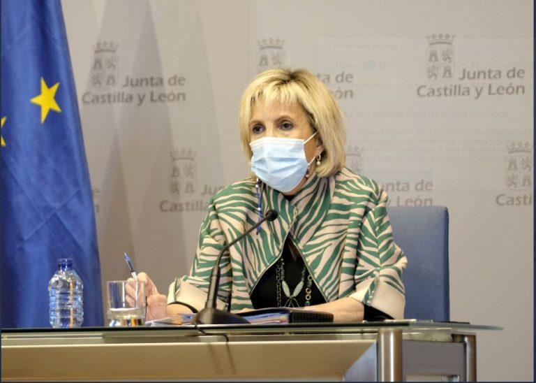 Castilla y León registra 258 positivos y no se producen fallecimientos por COVID19 en los hospitales de la comunidad