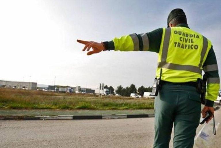 La Guardia Civil investiga a un conductor por circular a 194 km en la A-11