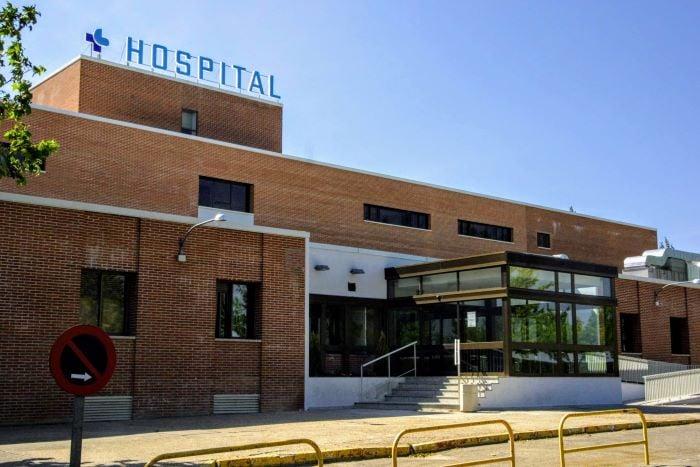 El Hospital de Medina del Campo registra 3 nuevos ingresos por COVID-19 y entra en nivel amarillo por alta ocupación