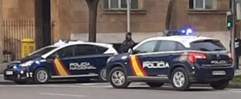 La Policía pone 95 denuncias por incumplir las medidas anticovid en Valladolid