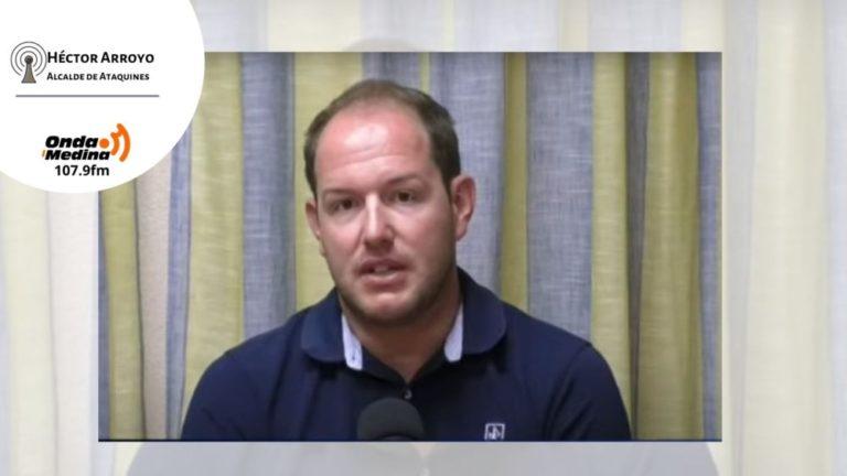 Héctor Arroyo Izquierdo: «No podemos nombrarlas fiestas, como tal»