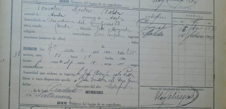 Aquel seis de febrero de 1937 en Medina del Campo, por Sofía Suárez