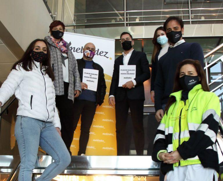 Patatas Meléndez acuerda el I Plan de Igualdad