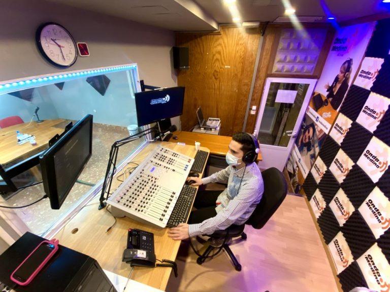 Onda Medina Radio extiende su difusión y se podrá escuchar a través de la televisión