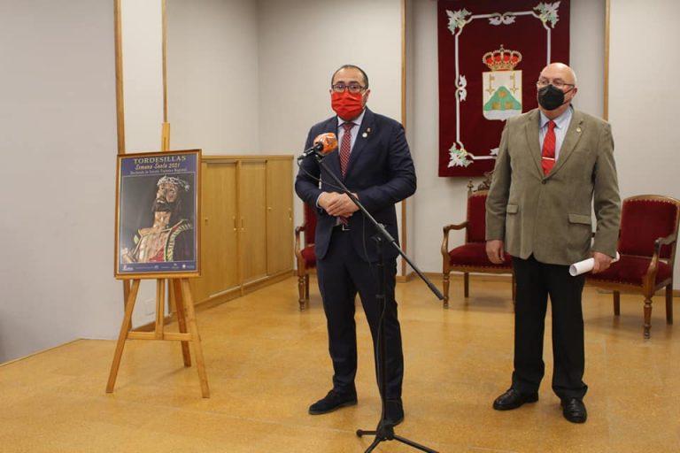 Tordesillas presentó el cartel de la Semana Santa 2021