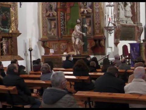 Semana Santa: Pregón de la cofradía Jesús Atado a la Columna, a cargo de Inmaculada Hernández