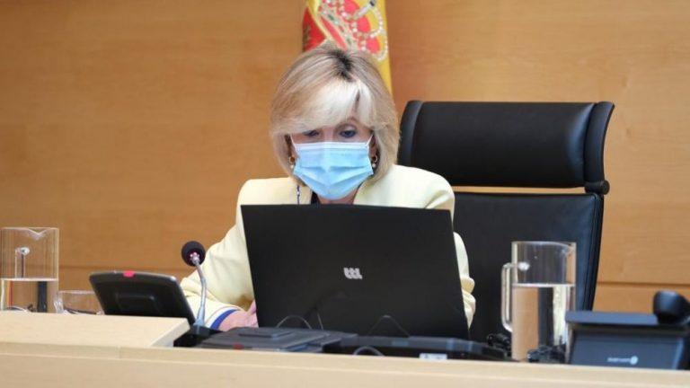 Verónica Casado pide a la ministra de Sanidad que reconsidere el sistema de elección de plazas en la formación sanitaria