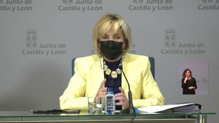 """Verónica Casado asegura que las vacunas """"son seguras y eficaces"""""""