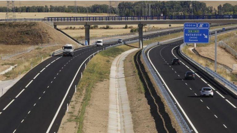 El Gobierno autoriza la licitación de dos contratos para conservación y explotación en carreteras de Valladolid y