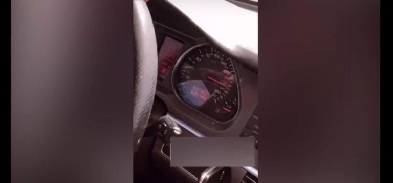 La Guardia Civil investiga a un vecino de Medina del Campo por circular a 225 km/h en autovía
