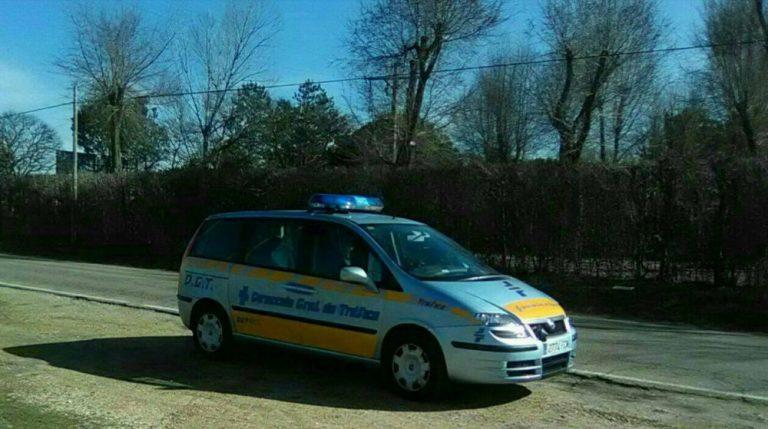 Arranca la «Campaña Control de Velocidad» en Valladolid