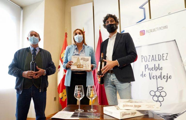 Pozaldez expone este sábado sus mejores vinos bajo el lema «Pueblo del Verdejo»