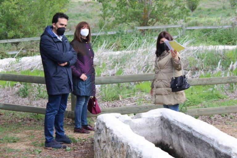 El Plan de Sostenibilidad Turística Tierras de Medina, entre los próximos planes de la Diputación de Valladolid