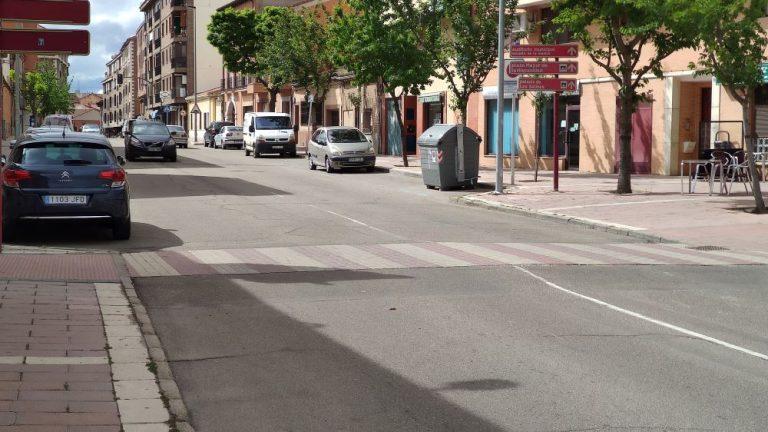 Los medinenses deben circular desde hoy a 30 km/h en la mayoría de las calles
