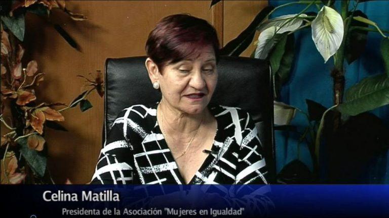 Mujeres en Igualdad mantiene la ayuda a las familias necesitadas de Medina. Celina Matilla