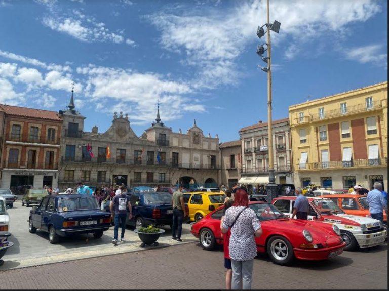 Campeonato de belleza canina, exposición de coches clásicos y ruta de patinaje, propuestas para este fin de semana en Medina del Campo