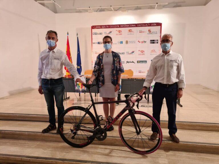 Castilla y León recupera la Vuelta Ciclista Internacional