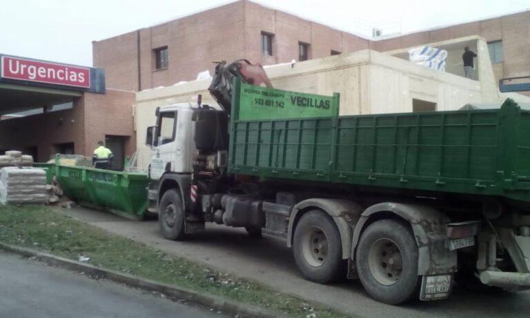 Vecillas denuncia el robo de uno de sus camiones y solicita colaboración para su recuperación