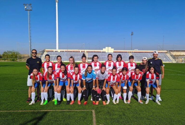 Apuesta por el fútbol femenino en Medina delCampo