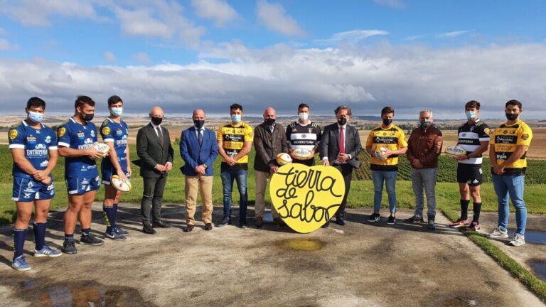 'Tierra de sabor' patrocinará a los tres principales equipos de rugby de la región