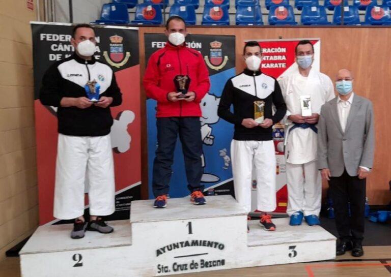 Óscar Botrán gana el oro en el primer campeonato de la temporada