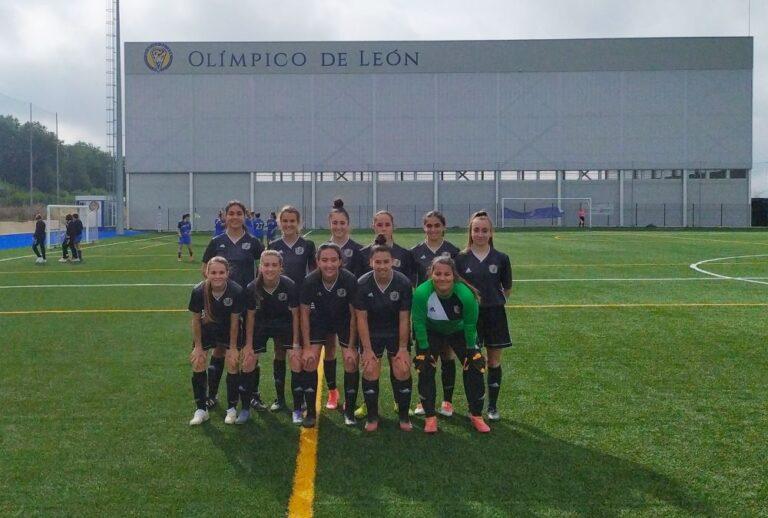 Victoria a domicilio para las chicas del C.D. Fútbol Femenino Gimnástica Medinense