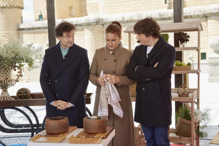 MasterChef Celebrity 6 se estrena en el Alcázar de Segovia con Tierra de Sabor brillando en las cocinas