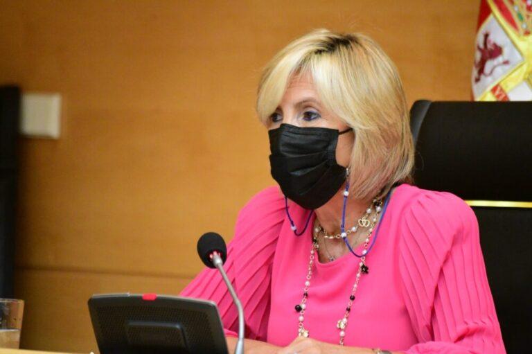 """Verónica Casado propone a Tudanca una reunión urgente para """"afrontar los retos venideros"""" que exige la Atención Primaria"""